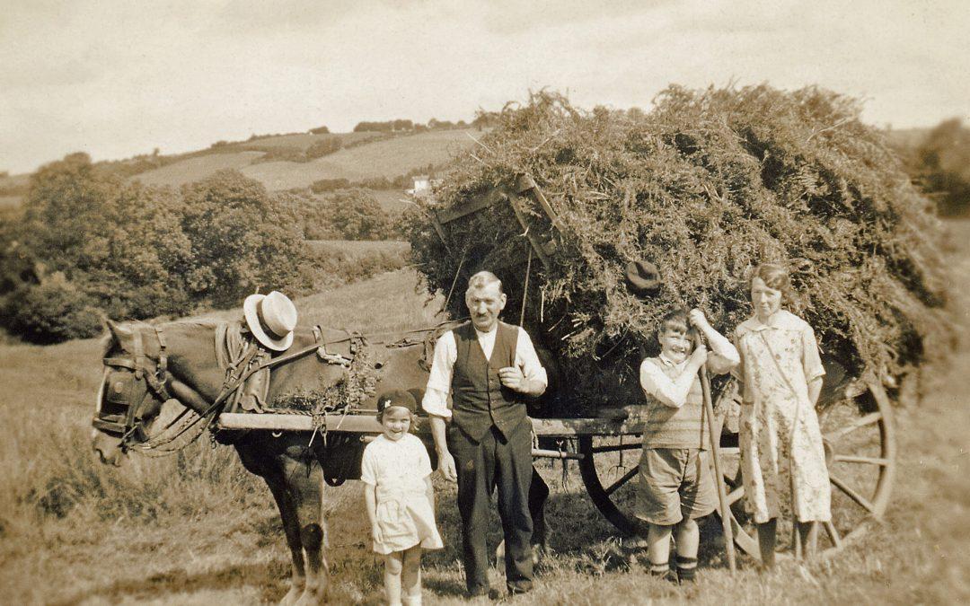 A Dartmoor farmer, his daughters & his diary | 08.07.2021